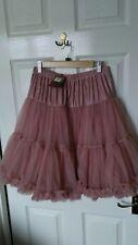 Banned Apparel Dancing Days Vintage Pink Rockabilly Jupon Size M/L en 20
