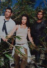 LOST - A3 Poster (ca. 42 x 28 cm) - Evangeline Lilly Clippings Fan Sammlung NEU