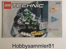 Lego® 8236 Technic Bauanleitung Bike Burner