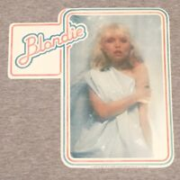 Original Vintage Blondie Transfer T shirt