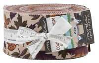 """Moda, Country Charm, Jelly Roll, 2.5"""" Fabric Quilting Strips, 6790JR, J12"""