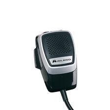C714 CB-Funk Mikrofon Mike Multistandard für Midland Alan 48/78 Plus 6 polig