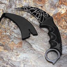 CSGO Blade Fade Karambit Cs Go Tooth Doppler Counter Strike Claw Fixed Knife zh