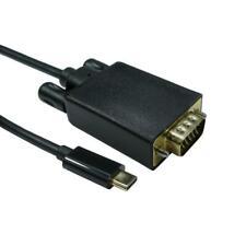 USB C to VGA 1080P 60HZ 5 metre