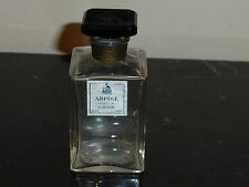 Vintage Jeanne Lanvin ARPEGE Collectible Perfume Bottle Glass Stopper 3 1/4""