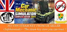 Car Mechanic Simulator 2014  Steam key RegionFree UK NOVPN