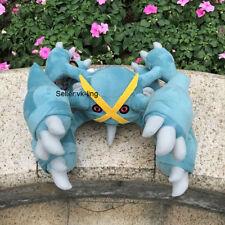 "Pokemon Center Go Plush Toy Metagross 13"" Mega Evolution Collection Stuffed Doll"