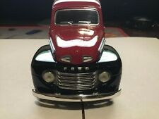 Liberty Classics 1948 Ford Panel Truck Bank (Red/Black)