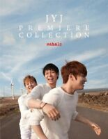 JYJ PREMIERE COLLCTION mahalo Japan 200p Photo Book FROM JAPAN
