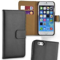 Case For Apple iPhone SE 2 2020 8 7 Leather Cover Wallet Magnetic Flip Folio UK