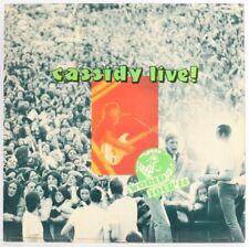 David Cassidy , Cassidy Live   Vinyl Record *USED*