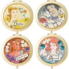 Disney Princess Mini Pocket Portable Make up Double Side Compact Mirror Cute