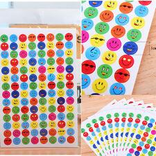 Wholesale Smile Children Merit School Teacher 1120pcs Stickers Reward Face