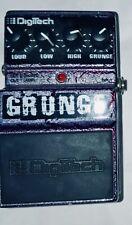 DigiTech Grunge Distortion Distortion Guitar Effect Pedal