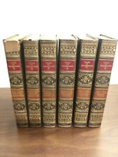 1823. The Plays of William Shakspeare. Volumes 3, 4, 5, 6 7, and 8.