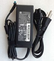 Genuine HP ENVY 17-j140us F9M13UA 90W AC Power Adapter Laptop Charger
