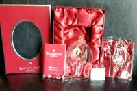 Waterford Crystal 2008 Nativity Angel Ornament Ireland 146654 NEW IN BOX