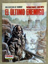 Cimoc Extra Color num.50.Hombre -  El Ultimo Enemigo. Norma