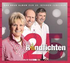 CD Die Randfichten 25 Das neue Album zum 25. Bühnen Jubiläum Digipack (K88)
