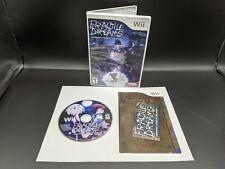 Fragile Dreams: Farewell Ruins of the Moon Nintendo Wii Complete in Box CIB