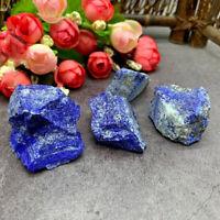 100g Natural Afghanistan Lapis lazuli Crystal Rough Gemstone Mineral Chakra US