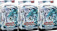 3  X Saga of Blue Eyes White Dragon (SDBE) Structure Decks Unlimited YUGIOH