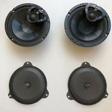 Harley Davidson New Take Off Boom Audio 6.5 Speakers Part 76000320 Grills/Covers