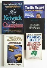 Amway Network Marketing MLM Book Bundle x 5 books Business Entrepreneur