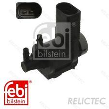 Turbo Pressure Converter Valve VW Audi Seat Skoda:A6,A4,PASSAT 1K0906283A