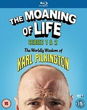 The Moaning of Life - Series 1-2 [Blu-ray] [2015]