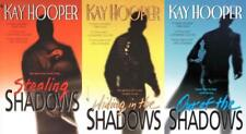 Kay Hooper SHADOWS TRILOGY Suspense Series Collection Set of Paperbacks 1-3