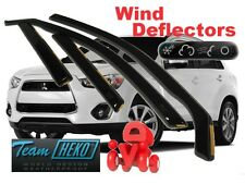 Mitsubishi Outlander  2012 - Wind deflectors  4.pc  HEKO  23368