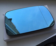 BMW 3-series E46 Coupe 99-06 LEFT side Heated Door Mirror Glass & Backing Plate