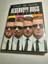 New listing Reservoir Dogs (Dvd, 2003, 2-Disc Set, 10th Anniversary Edition) New