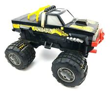 """Vintage 1984 Lewis Galoob Battery Operated Monster Truck """"Animal"""" Untested"""