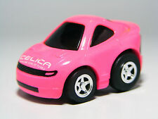 TAKARA TOMY Choro Q Toyota CELICA GT-FOUR Pink No.026 Pullback Miniature car