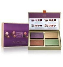 Laura Geller THE TRUFFLES COLLECTION 4 Eyeshadow Palettes New Boxed