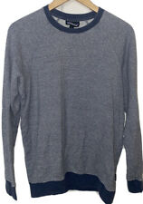 PATAGONIA hemp cotton french terry heavy thermal crewneck sweatshirt MEDIUM