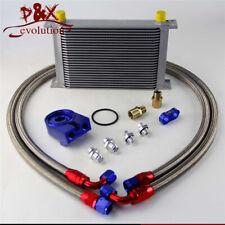 25 Row AN10 Universal Engine Oil Cooler for Toyota Nissan Honda Suzuki Subaru