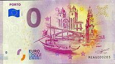BILLET 0  EURO PORTO PORTUGAL  2020 NUMERO DIVERS