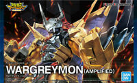 Digimon Adventure Bandai Figure-rise Standard Wargreymon (Amplified) Model Kit