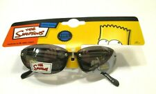 The Simpsons Sunglasses Collectible Mirrored Lenses Metal Frames