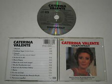 CATERINA VALENTE/STARPOTRAIT(EMI/CDP 520-7 48838-2)CD ÁLBUM