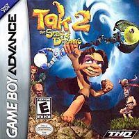Tak 2: The Staff of Dreams (Nintendo Game Boy Advance, 2004)