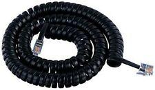 10 ShoreTel 12' FT Phone Handset Cords 110 115 212K 230 265 530 560 565 IP Black