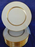Lenox Imperial LUNCHEON PLATE 1 of 3 available have more items gold backstamp