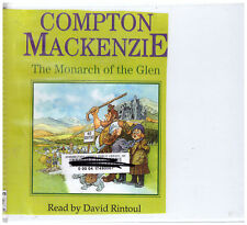 The Monarch of the GLEN audio book cds Compton Mackenzie