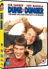 Dumb And Dumber Jim Carrey, Jeff Daniels, Lauren Holly, Karen NEW UK R2 DVD