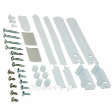 SMEG Genuine Fridge Freezer Decor Door Slider Refrigerator Slide Fixings Kit