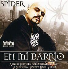 Spider - En Mi Barrio [New CD] Explicit